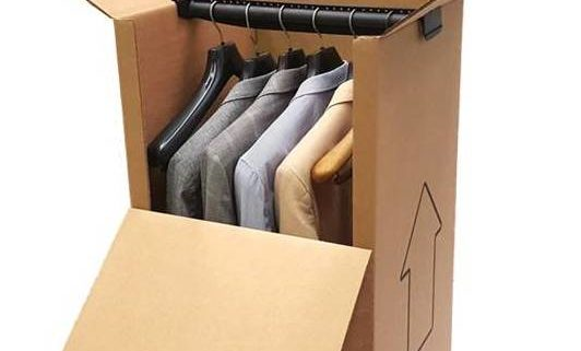 Cajas armario - Ra pack - Caja armario - Cajas de carton - Caja carton
