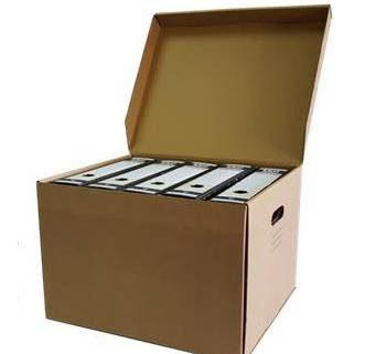 Cajas de archivo multiusos - Ra pack - Cajas de archivo - Cajas carton