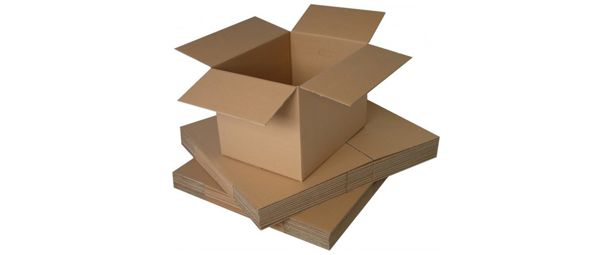 Caja de mudanzas - Ra pack - Cajas de canal simple - Caja de carton