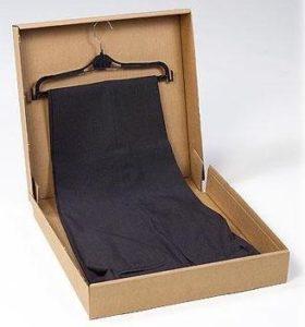 cajas para sector textil