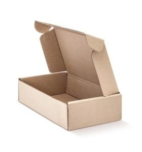 cajas para enviar prendas