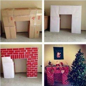 reutilizar cajas de carton